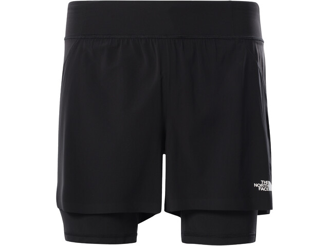 The North Face Circadian Comp Lined Shorts Men, TNF black/TNF black